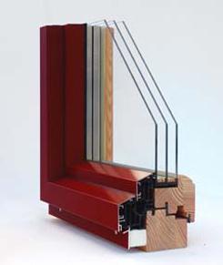 Holz-Alu-Warmfenster