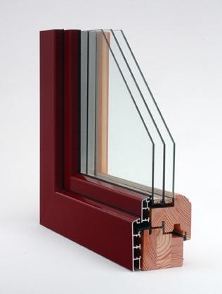 Holz-Alu-Standard