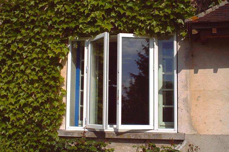 Schöne Holzfenster von FECON
